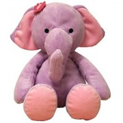 Bedtime Originals Plush Elephant Rosie Purple