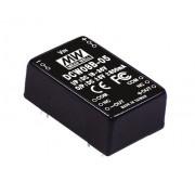 Tápegység Mean Well DCW08B-12 8W/12V/335mA