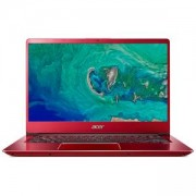 Лаптоп ACER SF314-54-39H7, 14-инчов екран FHD Acer ComfyView LCD, 256 GB SSD, Intel Core i3-8130U, Intel HD Graphics 620, червен