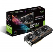 Placa de Video Asus STRIX-GTX1060-O6G-GAMING 6 GB-Negro