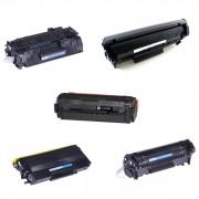 Lasertoner HP 203A / CF540A - Svart