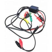 Cablul tester universal BEST-X051, cu port micro usb