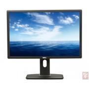 """24"""" Dell Ultrasharp U2412M, IPS LED, 16:10, 1920x1200, 8ms, 1000:1, 300cd/m2, pivot, VGA/DVI/DP/USB, black"""