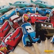 Beţişoare cu Cars pentru Candy Bar