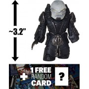 "General Raam: ~3.2"" Funko Mystery Minis x Gears of War Mini Vinyl Figure + 1 FREE Video Games Themed Trading Card Bundle (11356)"
