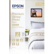 Hartie foto Epson Premium Glossy DIN A4, 255g/m2, 15 coli