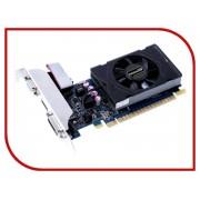 Видеокарта Inno3D GeForce GT 730 LP 902Mhz PCI-E 2.0 2048Mb 5000Mhz 64 bit DVI HDMI HDCP N730-3SDV-E5BX