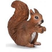 Schleich Eating Squirrel Toy Figure