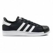Pantofi sport femei Adidas Originals Superstar J Negru 35.12