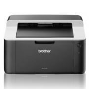 Лазерен принтер Brother HL-1112E, монохромен, 2400x600dpi, 20стр/мин, USB 2.0, A4, 2+1 г.