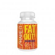 Sensilab Il miglior brucia grassi Fat Out! Thermo Burn, 60 capsule