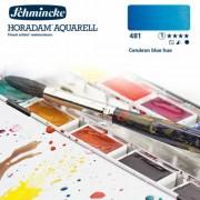 Schmincke Horadam akvarellfesték, 1/1 szilkés - 481, cerulean blue tone