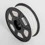 Filament 3D ABS alb