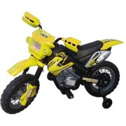 Oh Baby Baby Battery Operated And Duke Model Bike Red Color With Musical Sound For Your Kids SE-BOB-14