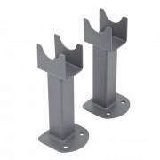 Hudson Reed Pieds réhausseurs pour radiateurs design verticaux Parallel