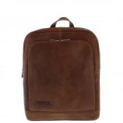 Plevier Business Laptop Rugtas 484 Cognac 15 inch