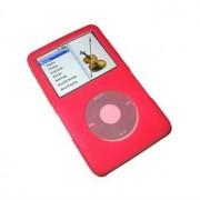 iPod Classic iGadgitz Siliconen Hoesje - Roze