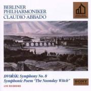 Claudio Abbado - Dvork: Symphony No. 8 & The Noonday Wi (0074646430323) (1 CD)