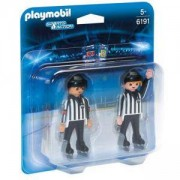 Комплект Плеймобил 6191 - Рефер хокей на лед, Playmobil, 291271