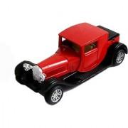 Emob Metal Master Classic Wecker Pull Back Vintage Car for Kids (Multicolor)