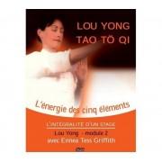 DVD QI GONG LOU YONG TAO TO QI COFFRET STAGE VOL 2 - L'ÉNERGIE DES CINQ ÉLÉMENTS, INTÉGRALITÉ D'UN STAGE COMME SI VOUS Y ÉTIEZ (COFFRET DE 5 DVD)