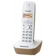 Bežični telefon Panasonic KX-TG1611FXJ, bela/krem