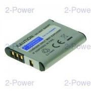 2-Power Digitalkamera Batteri Sony 3.7v 750mAh (NP-BK1)