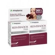 ARKOFARMA Resveradox forte pack 2 x 30 cápsulas