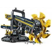 Lego Skovelhjulsgrävmaskin - Lego 42055 Excavator Technic