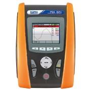PQA 824 - Netzanalysator CAT IV 4 flex.Stromzangen PQA 824