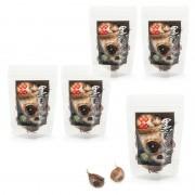 醗酵熟成 黒にんにく 5袋[500g]【QVC】40代・50代レディースファッション