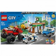 LEGO 60245 City: Raubüberfall mit dem Monster-Truck