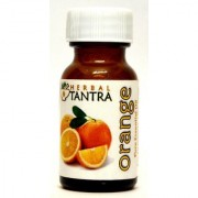 Herbal Tantra Sweet Orange Essential Oil (10 ml)