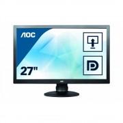 Monitor LED AOC I2775PQU 27 inch 4ms Black