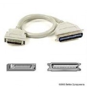 C-12811 CABLE SCSI II HPDB50 MACHO A DB50 MACHO 1.80m. --