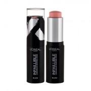 L´Oréal Paris Infallible Longwear Shaping Stick blush 9 g tonalità 001 Sexy Flush donna