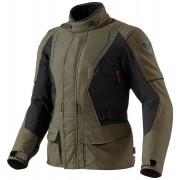 Revit Monroe Ladies textil jacka Svart Grön 40
