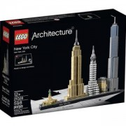 Конструктор ЛЕГО АРХИТЕКТУРА-НЮ ЙОРК, LEGO Architecture New York City, 21028