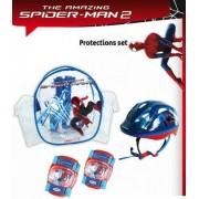 Set protectii Spartan Spiderman