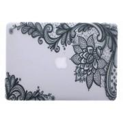 Bloemen design hardshell voor de MacBook Pro Retina 13.3 inch (2013-2015)