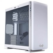 CASE, In Win 307, Mid Tower, Tempered Glass, White /no PSU/ (INWIN_307_WHITE)
