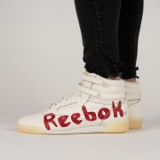 Sneakerși pentru femei Reebok Freestyle Hi Tao Classic x The Animals Observatory DV5366