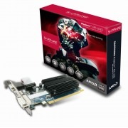 VGA Sapphire R5 230 1GB DDR3 , ATI Radeon R5 230, 1GB 64-bit DDR3, G/M: 650MHz/1334MHz, VGA, DVI-I, HDMI, Pasivno hlađenje, Low-profile, 24mj (11233-01-20G)