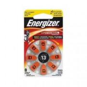 Baterii Energizer 13 pentru proteze auditive PR48 Zinc-Aer 1 set
