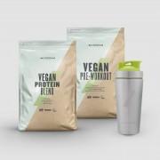 Vegan Performance Bundle - Tangy Orange - Unflavoured