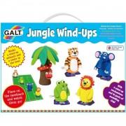 Galt maak je eigen opwindbare jungledieren