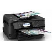 Imprimanta Inkjet Color Epson WorkForce WF-7710DWF 4in1 A3 Wireless Duplex Neagra