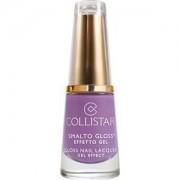 Collistar Make-up Uñas Gloss Nail Lacquer N.º 585 Sensual Blue 6 ml