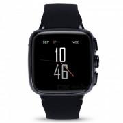 MTK6572 GPS Wisconsin-Fi 3G Camara Bluetooth reloj inteligente-Negro