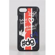 Dolce&Gabbana D&G; FAMILY Cover iPhone 7-8 Stampata taglia Unica